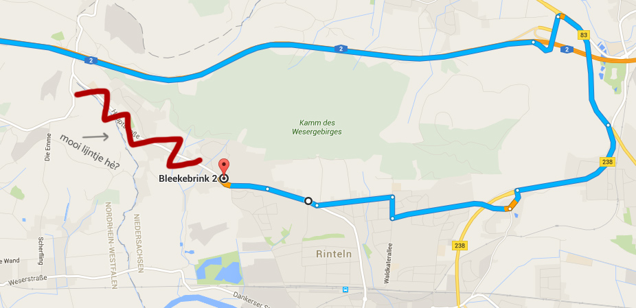 pooltocht-todenmann-route